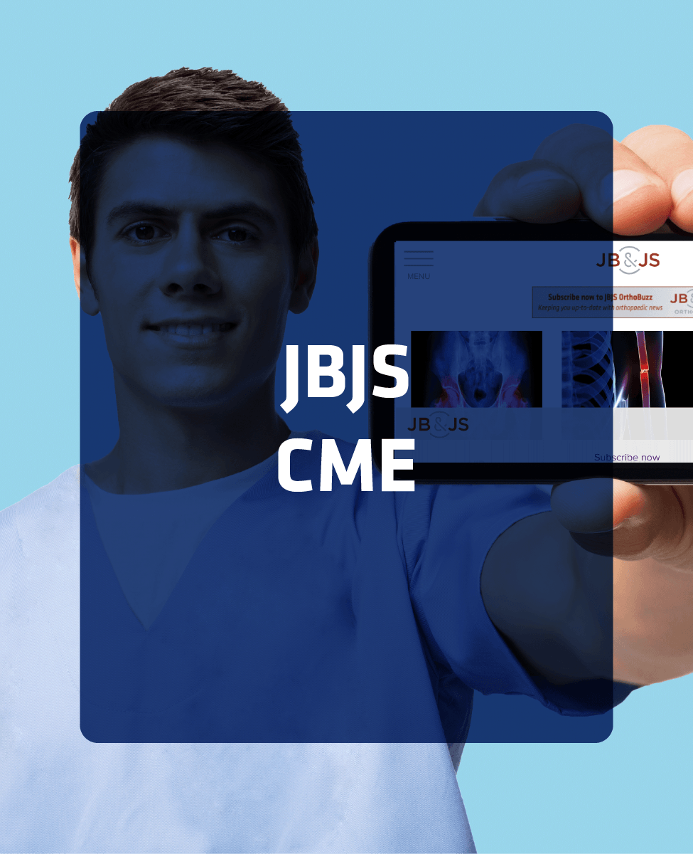 JBJS Combined Subspecialty CME: Sports Medicine, September 2018